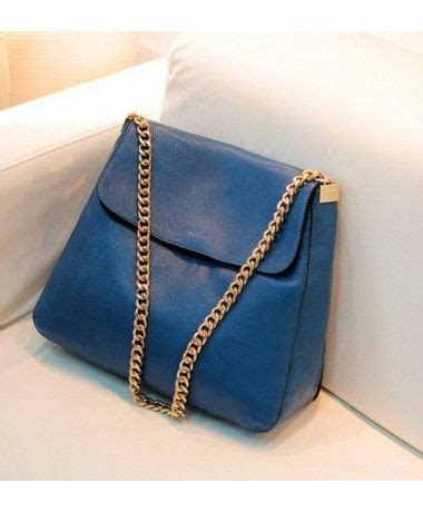 Tas Import C90770 Blue Leather Bag Fashion Korea Rainbow Sling Bag tas import c313 blue merek berkualitas oem tas import