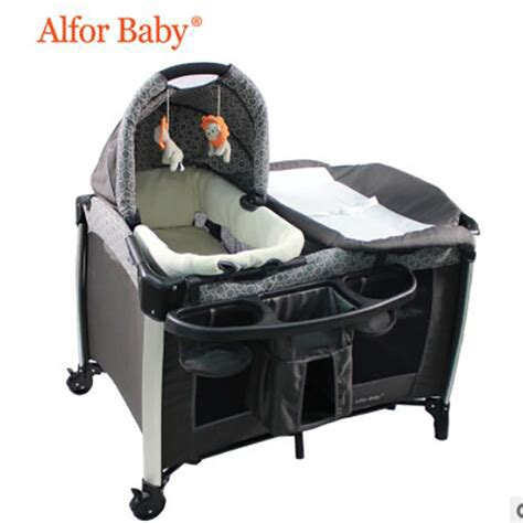 Merek Aulon 3 Pcs Baby Stroller 2016 rushed new arrival en trolley character metal 65