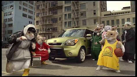 Kia Hamster Commercial 2014 Kia Presents A New Way To Roll 2010