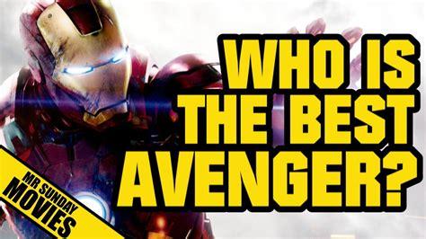 best avenger who is the best avenger