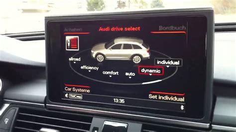 Audi A6 C7 Mmi audi a6 c7 allroad 3 0 tdi biturbo mmi