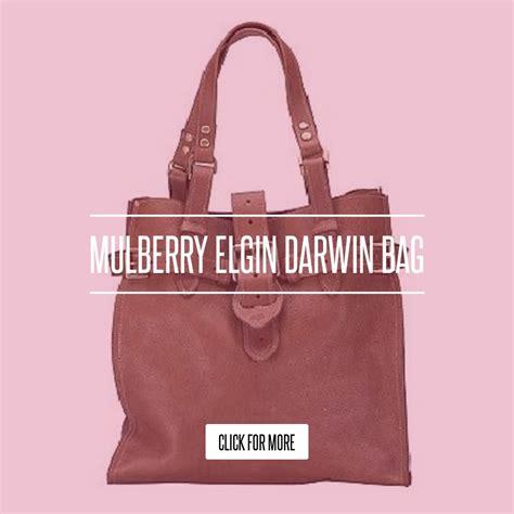 Mulberry Elgin Darwin Bag by Mulberry Elgin Darwin Bag Lifestyle