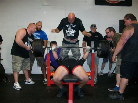 westside barbell bench press building the bench press westside barbell style syatt