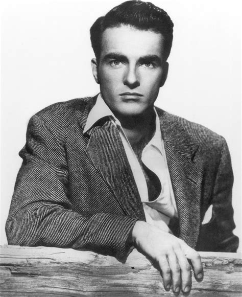 Montgomery Clift Photos