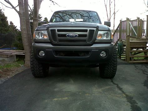 ford ranger lifted 2011 ford ranger body lift ranger forums the ultimate