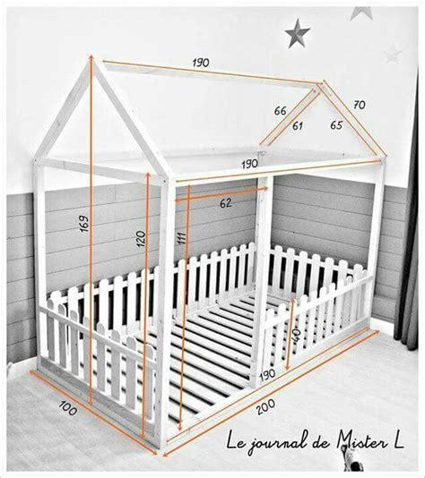 kinderbett hausbett selber bauen die besten 25 hausbett ideen auf kinderbetten