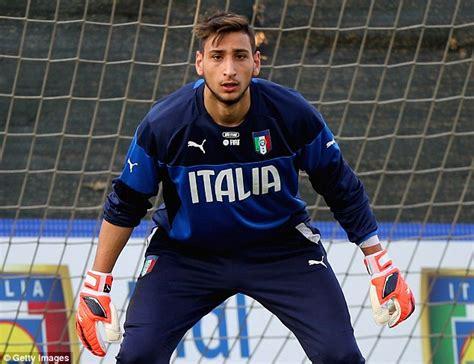 Ipper Ac Milan ac milan goalkeeper gianluigi donnarumma is a of