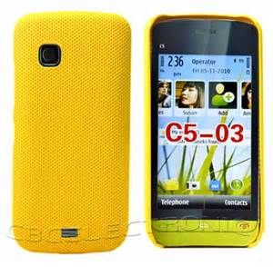 Casing Nokia C5 03 Set new colorful skidproof back cover for nokia c503 c5 03 ebay