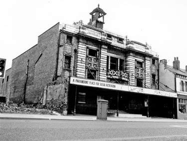 pavillon cinema pavilion cinema in sheffield gb cinema treasures