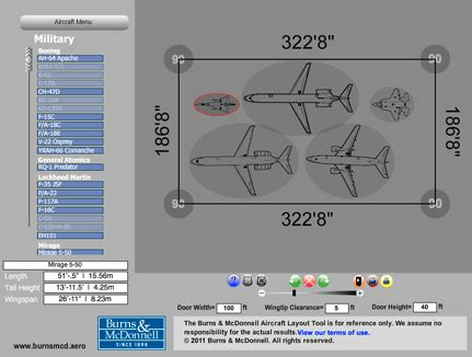 aircraft layout and detail design aircraft layout tool burns mcdonnell