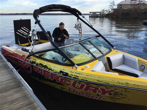epic boats shreveport the boattest crew is out testing the new mercury v6 diesel