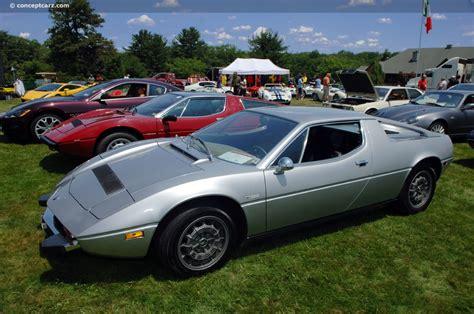 maserati merak concept 1974 maserati merak conceptcarz com