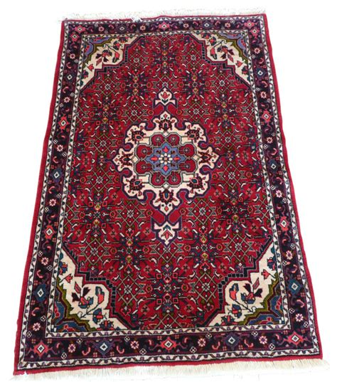 Area Rugs 4x5 3 4x5 4 Bijar Rug Traditional Area Rugs By Rug Galaxy