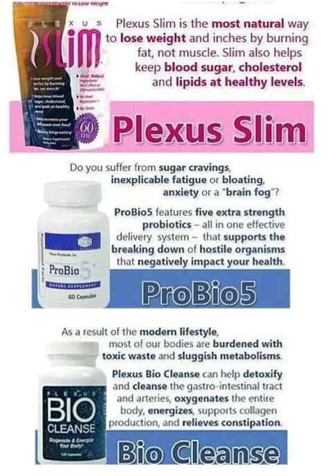 Detox Symptoms From Plexus by Triplex Combo Slim Bio Cleanse And Probio5 Www