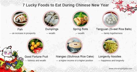 new year food symbol of prosperity 7 lucky foods to eat during new year