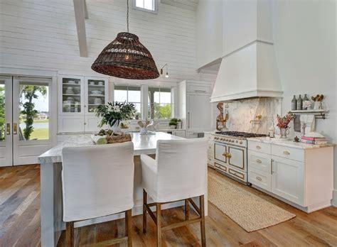 coastal farmhouse kitchen trend home bunch interior design
