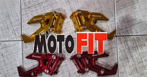 Cover Caliper Bikers 250 R Fi Z250 moto fit modifikasi kawasaki 250 carbu fi z250