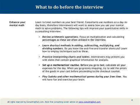 case interview case interview preparation