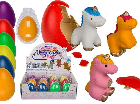 Growing Egg growing unicorn in egg out of the blue kg