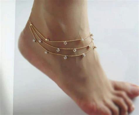 jewelry tattoos anklet jewelry idea plus could some