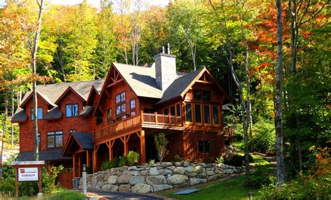 new hshire housing custom adirondack homes open house loon mt ski resort lincoln nh 10 8 10 10