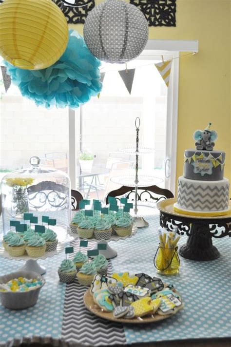 Neutral Baby Shower Themes by 41 Gender Neutral Baby Shower D 233 Cor Ideas That Excite