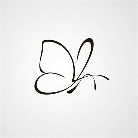 minimalist tattoo butterfly best 25 simple butterfly drawing ideas on pinterest