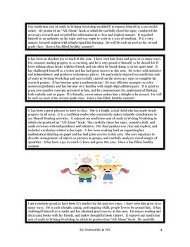 end of year report card template 5th grade grade end of the year report card comments by