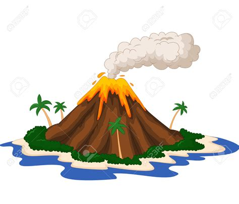 clipart volcano best volcano clipart 5075 clipartion
