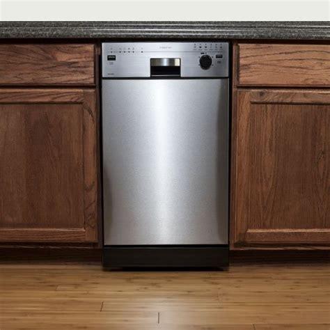 """EdgeStar Energy Star 18"""" Built In Dishwasher   Full Review"""
