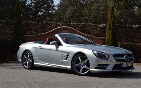 2012 Mercedes Sl550 by 2012 Mercedes Sl550 The Lightness Of