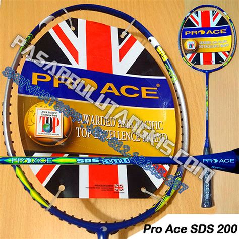 Raket Pro Ace Abs Power 1200 Ti raket proace 100 original