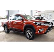 2018 Toyota Hilux – Changes Review And Price