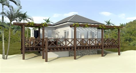 Caribbean Cottage by One Bedroom Cottages At Baie De Sucre On The