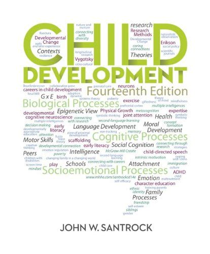 Children Santrock child development an introduction 14e health book shop