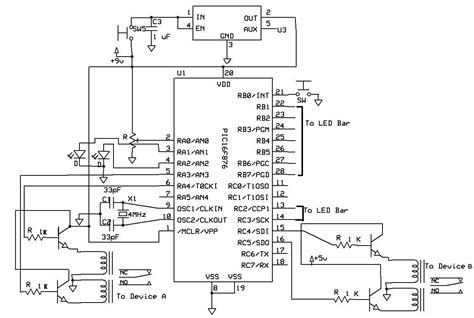 relay switch circuit diagram switch relay rehabilitation engineering design projects