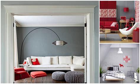 grijs interieur inspiratie met grijze meubels en kamers