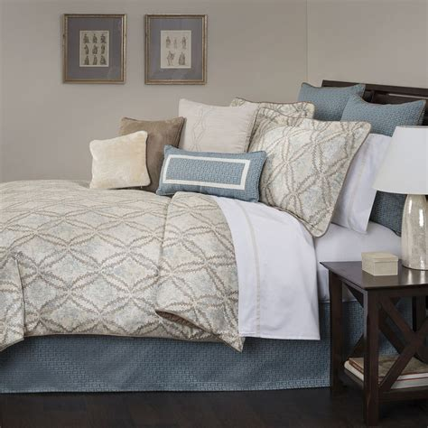 waterford comforter set marquis by waterford doral 4 pc comforter set shopstyle