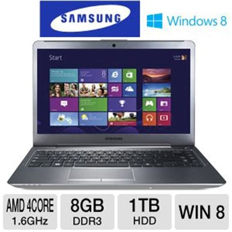 Samsung A8 Emerald Series buy the samsung series 5 14 amd a8 1tb hdd notebook at tigerdirect ca