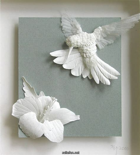 3d Paper Crafts - beautiful amazing paper xcitefun net