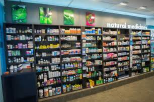 unichem glenview pharmacy vitamin wall lloyd sinton design