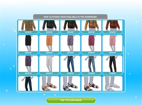 design clothes the sims freeplay samiemi games sims freeplay store seniors clothing