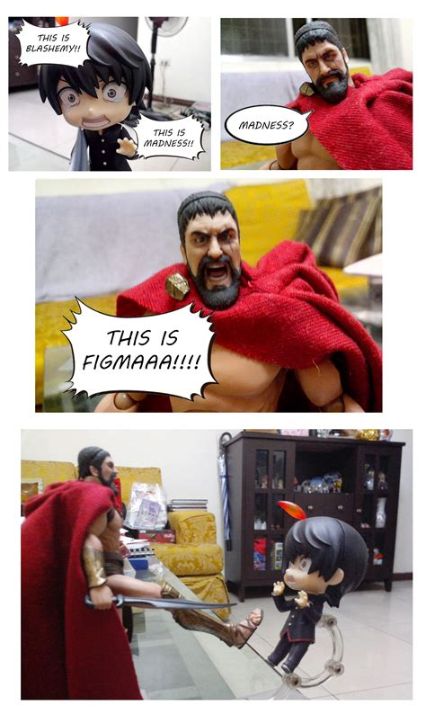 Max Factory Smile Figma 270 300 Leonidas King Of Sparta Figure this is figma jpg myfigurecollection net