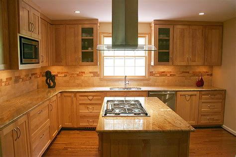 exle of light countertops cabinets pearce remodeling