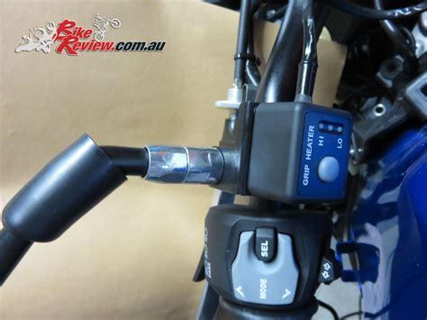 Suzuki Heated Grips Term Gsx S1000 Update Heated Grips Bike Review