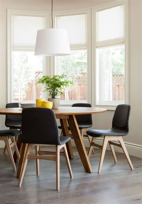 modern dining room table and chairs 17 best ideas about dining room modern on pinterest