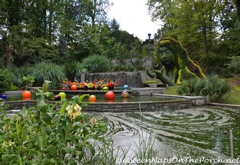 Chihuly Atlanta Botanical Gardens Chihuly In The Garden Atlanta Botanical Garden 2016