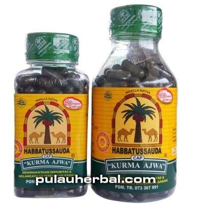 Obat Habbatussauda habbatus sauda cap kurma ajwa serbuk harga habbatussauda jual beli obat herbal