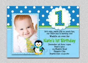 1st birthday invitations ideas for boys bagvania free