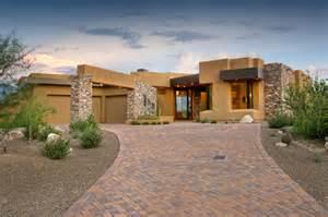 Tuscan House Design Southwest Contemporary 781 Southwestern Exterior